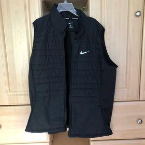 Nike Plus Puffer Black Vest 2X